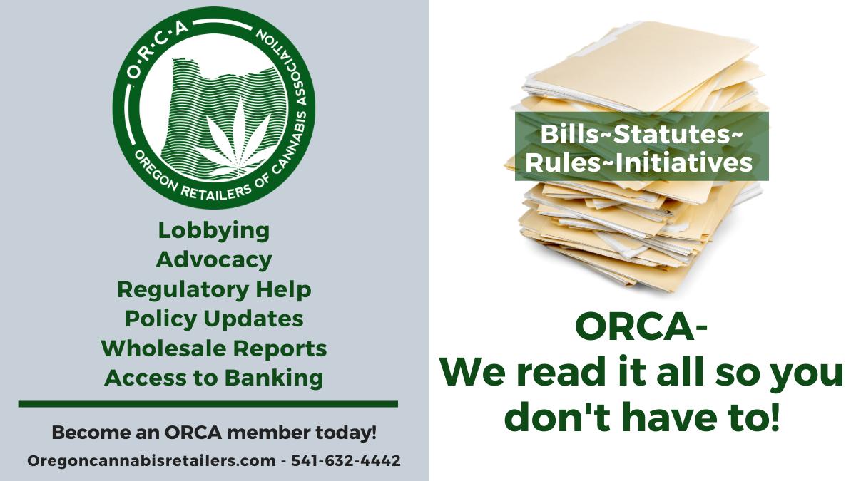 Oregon cannabis retailers