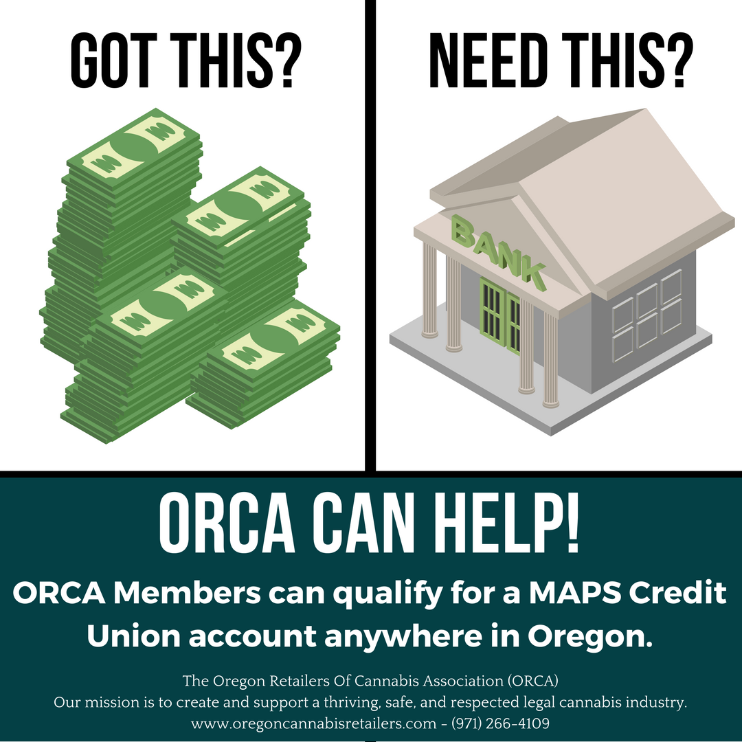 Retailers of Cannabis Association in Oregon